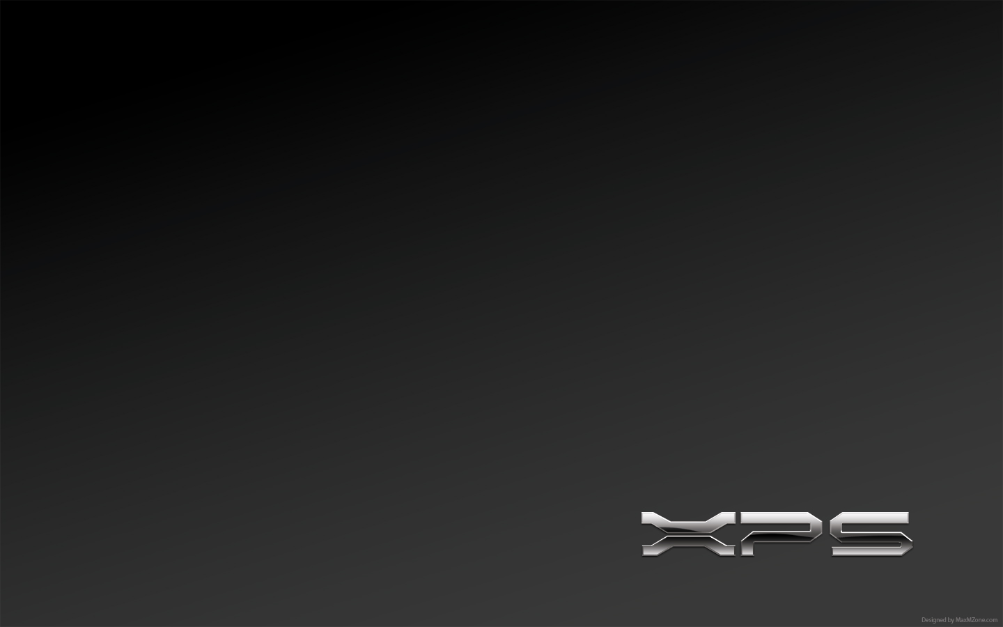 ... XPS Wallpaper Black and White by mmz