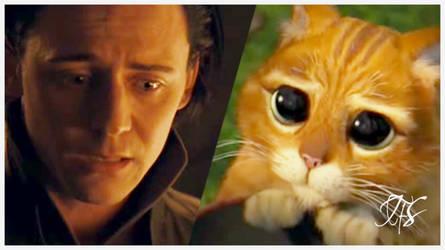 Loki - sad puppy/kitty eyes gif