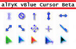 alFyK Blue Cursor Beta