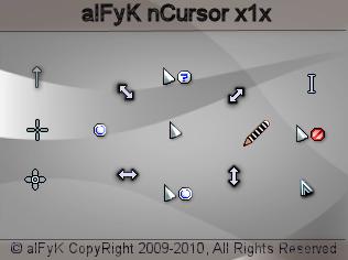 alFyK nCursor x1x