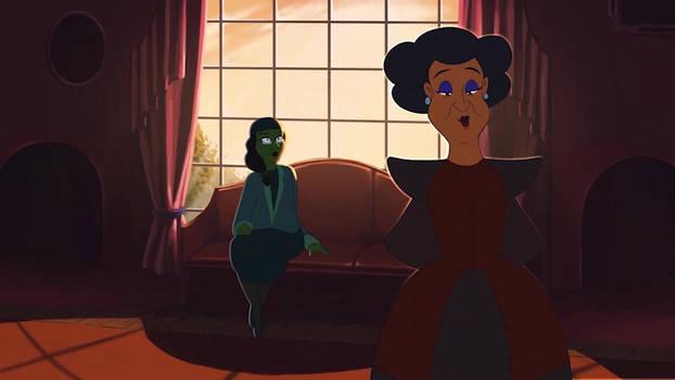 Madame Morrible's Monologue