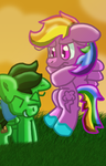 Rainbow Dash Is Mad At Me
