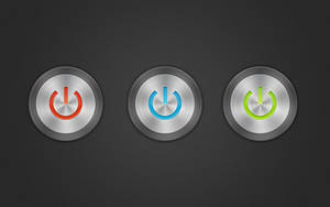 On-Off Buttons by MH-Design