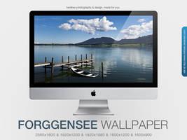 Forggensee Wallpaper by MrFolder