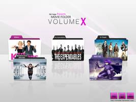 Movie Folder Volume X by MrFolder