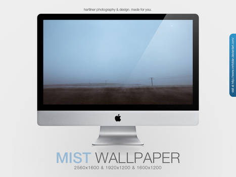 Cold Mist Wallpaper