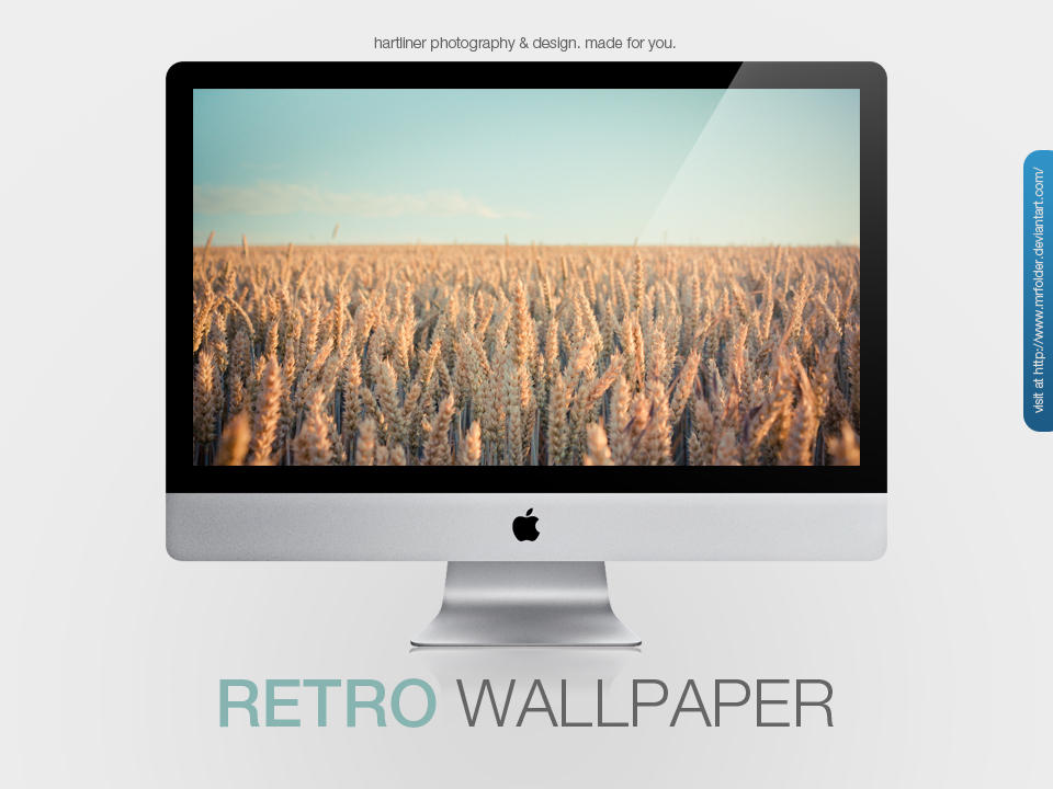 Retro Wallpaper by MrFolder