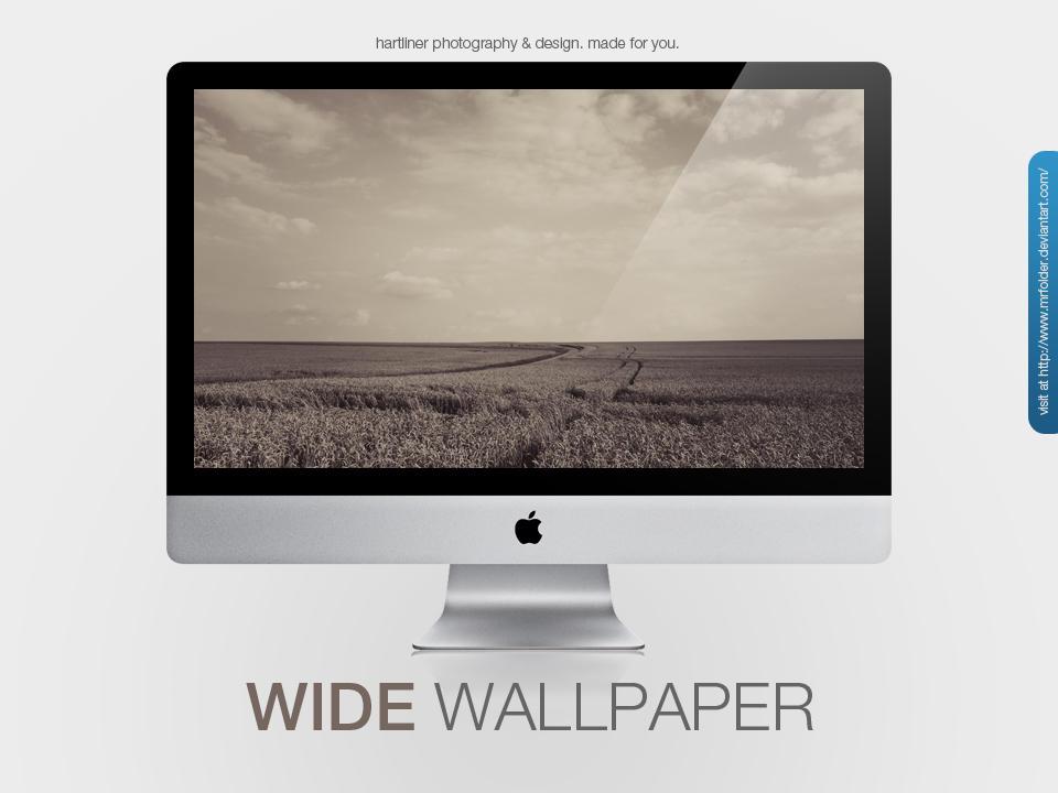 Wide Wallpaper by MrFolder