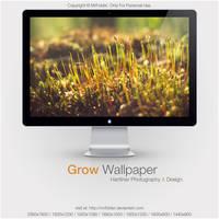 Grow Wallpaper by MrFolder