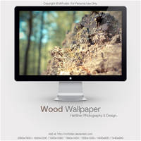 Wood Wallpaper by MrFolder