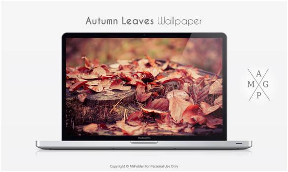Autumn Leaves Wallpaper by MrFolder