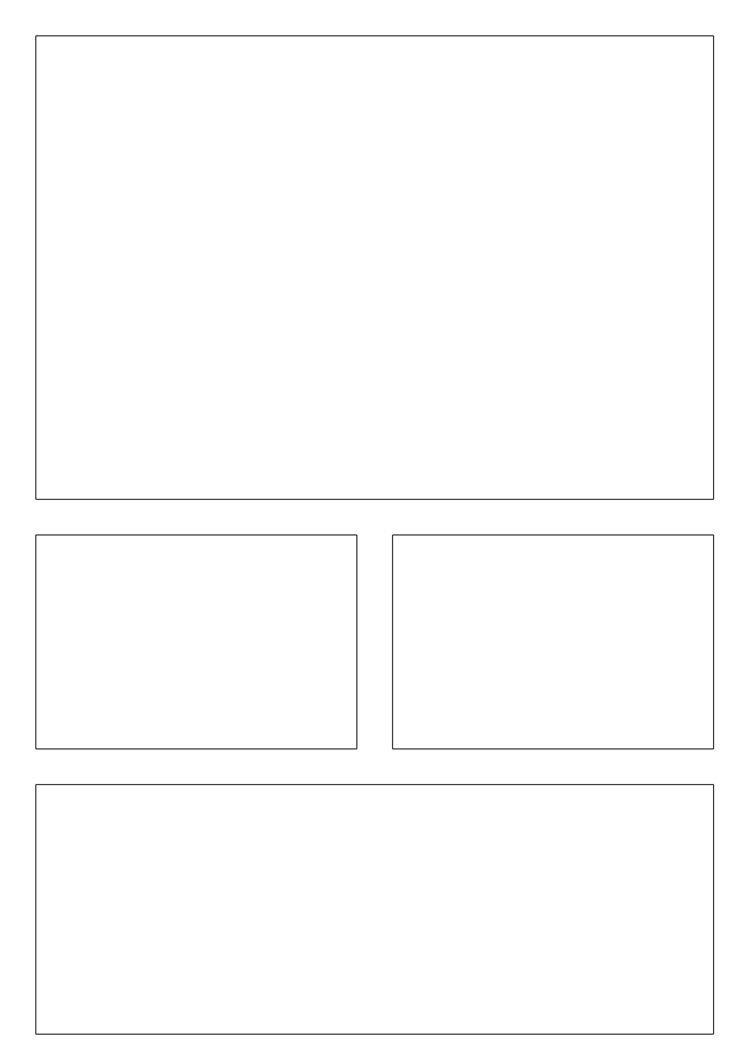 comic page templates by charmedprince on deviantart