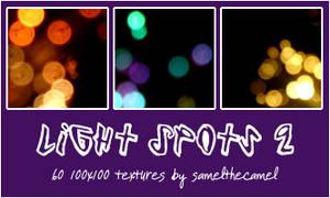 Light Spot Textures 2 by samelthecamel