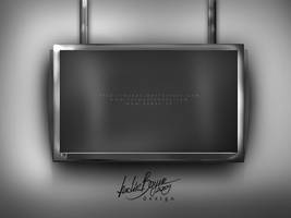 Lcd tv2 psd by kadox