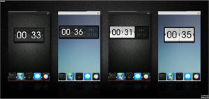 Rework EXTRA - mClock Themes by chrisbanks2