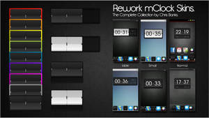 The Complete Rework Collection - mClock Themes