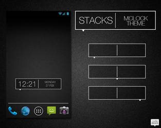 Stacks mClock theme
