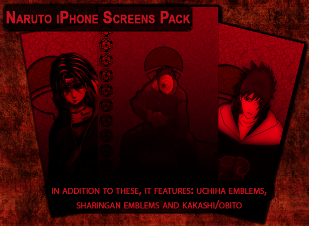 Naruto Iphone C Case
