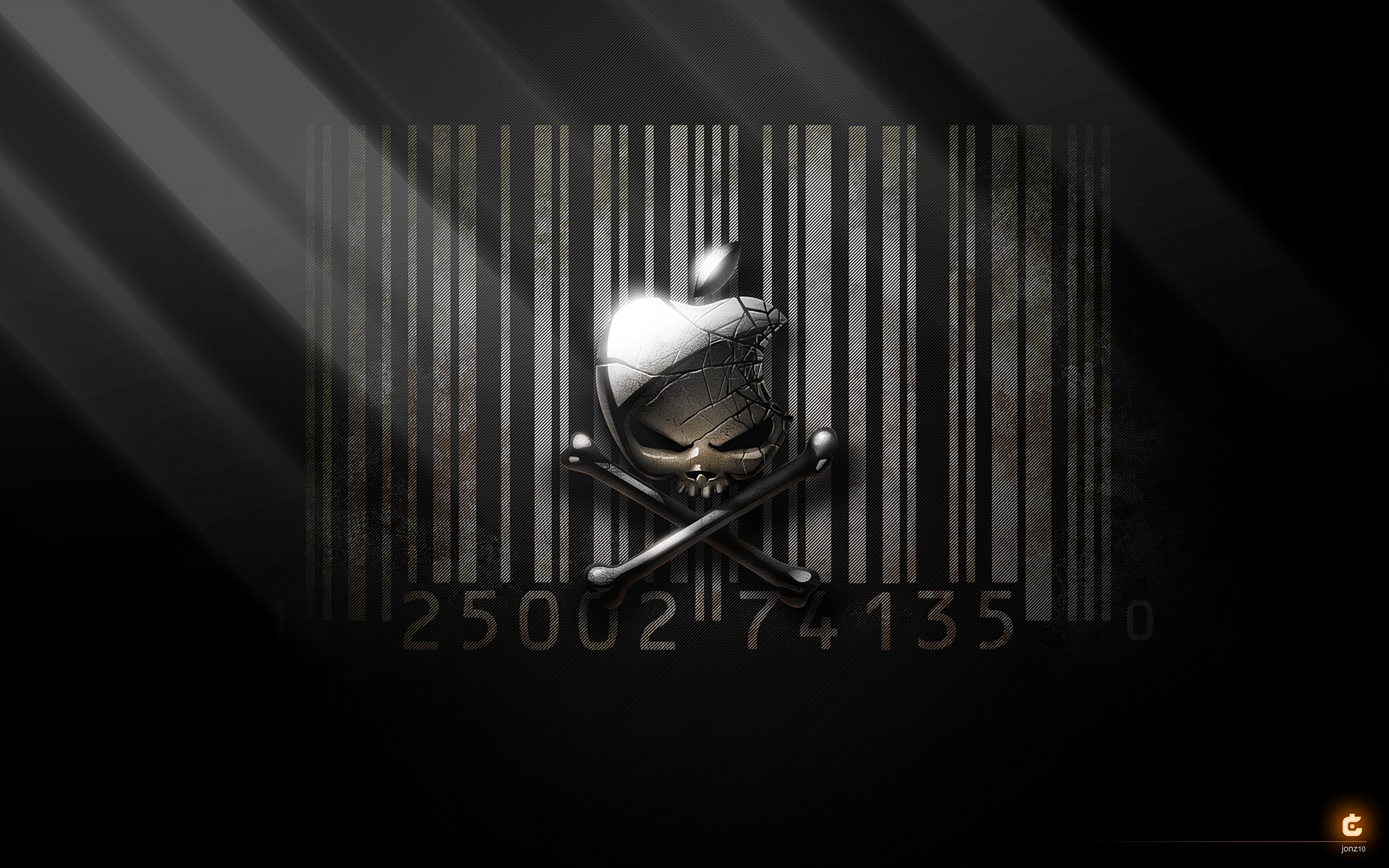 Hackintosh v5 Barcode by Jonzy