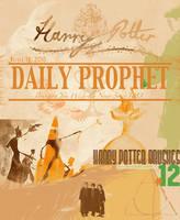 Harry Potter Brushes by NYVelvet