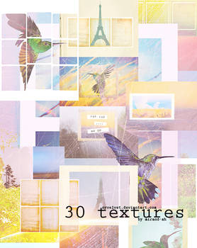 30 Textures Pack