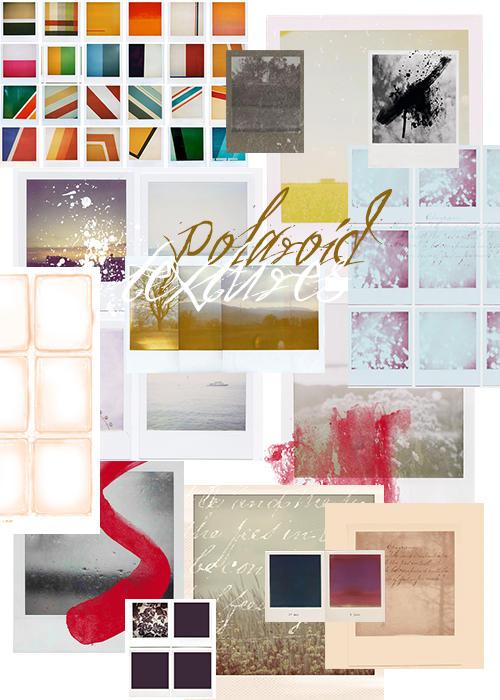 Polaroid Inspire Textures by NYVelvet
