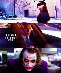 Batman Trilogy PSD