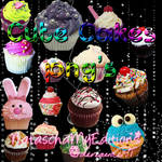 Cute  Cakes Png's
