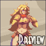 Yang Xiao Long -Animated- by SpideyHog
