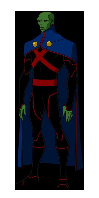 [CW-LOD]Chasse a l'homme... et plus [Batman] J_onn_j_onnz___martian_manhunter_by_riviellan-d8o348v
