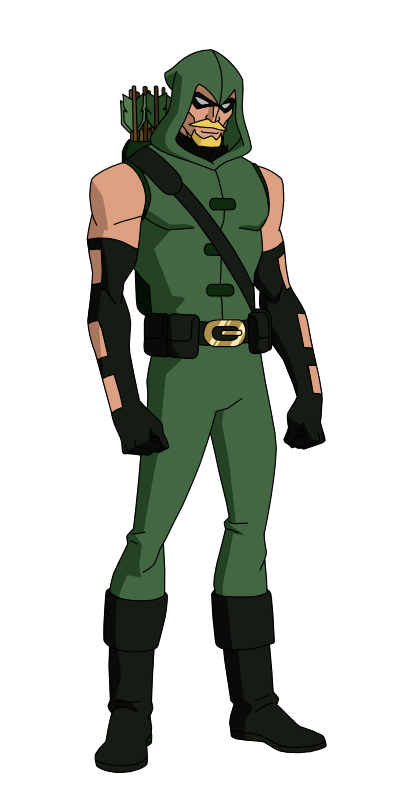 Oliver Queen - Green Arrow by Riviellan on DeviantArt