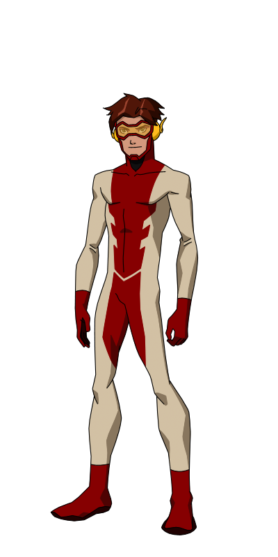 Bart Allen - Impulse b...