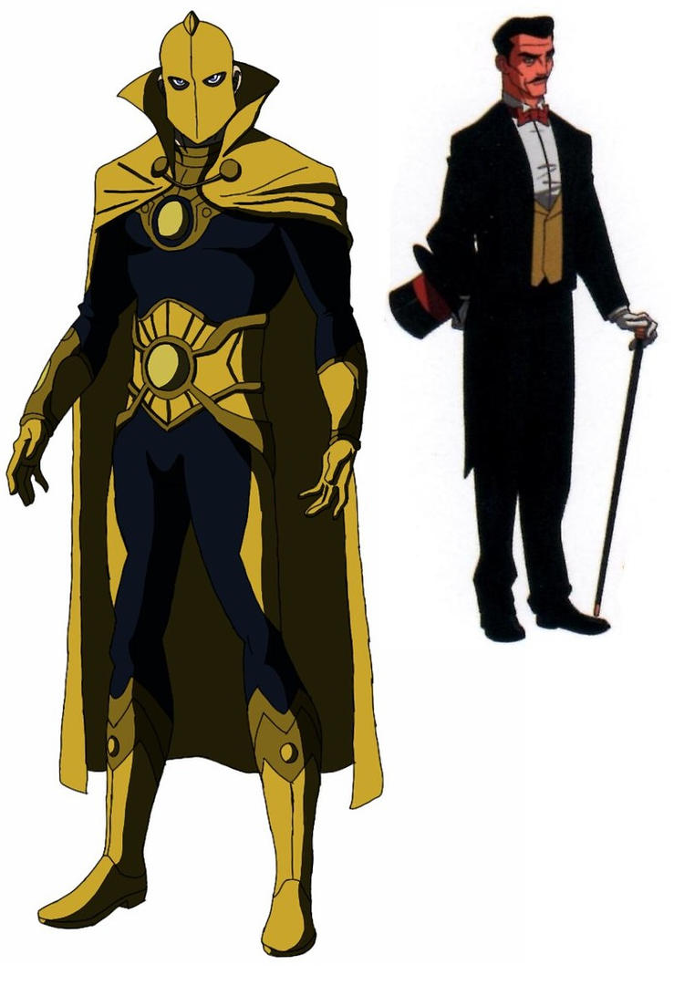 Giovanni Zatara Zatara Doctor Fate By Riviellan On
