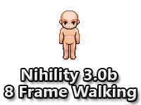 Nihility 3.0 animation test UPDATED with side view