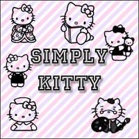 Simply Kitty by xTearOfPaiNx