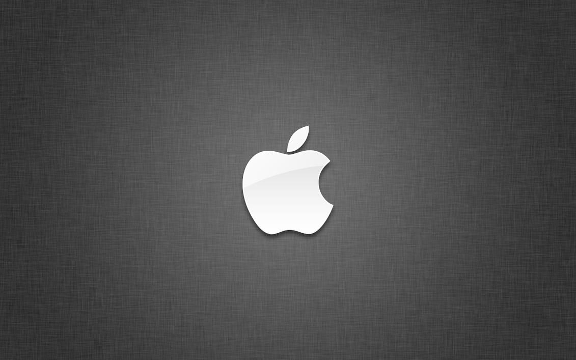 iOS5 like Apple Logo by alexkaessner