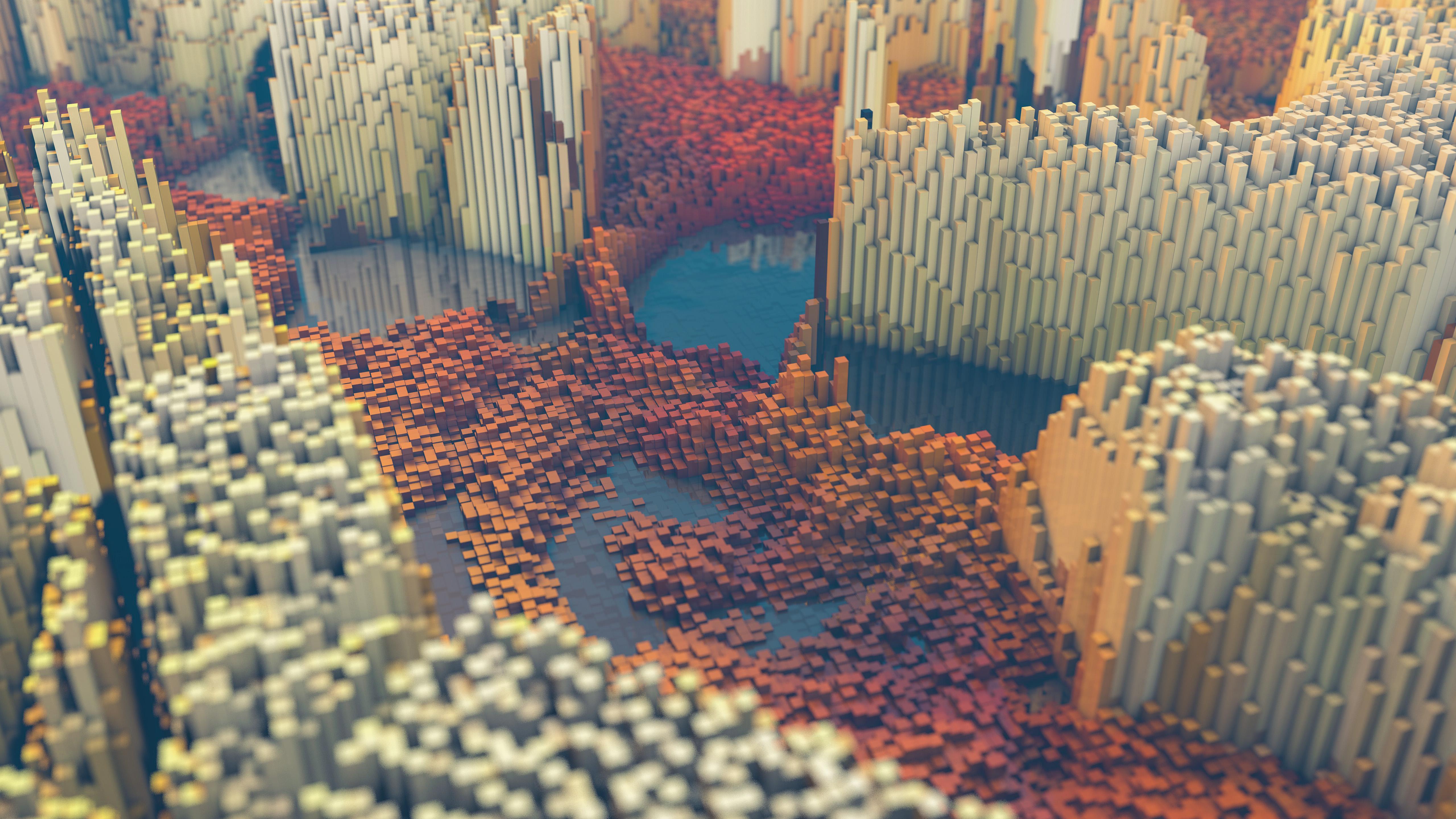 Pins Rendering by alexkaessner