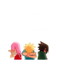 Team 7~Naruto Shippuden by SomethingKawaii101af