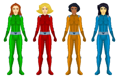 Team Spies Pixel Mode by Aquaslash