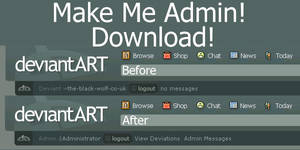 Make Me Admin