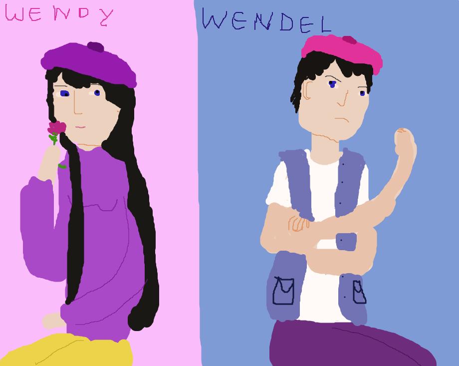 Wendy or Wendel by freacls