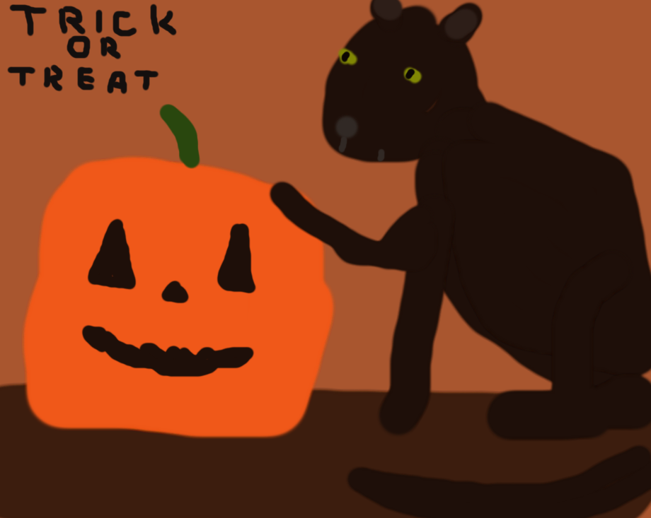 HAPPY HALLOWEEN Everyone by freacls