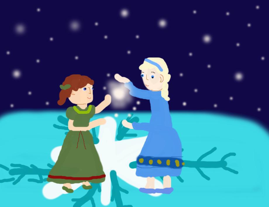 Snow Magic by freacls