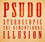 Psudo steroscopic 3D Illusion