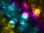 Love Rainbow Bubbles Skin 01