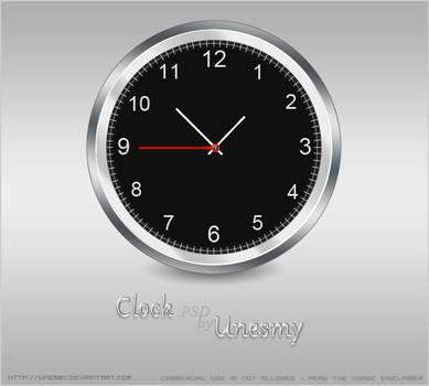Clock .PSD