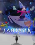 Walt Disney's Fantasia Poster