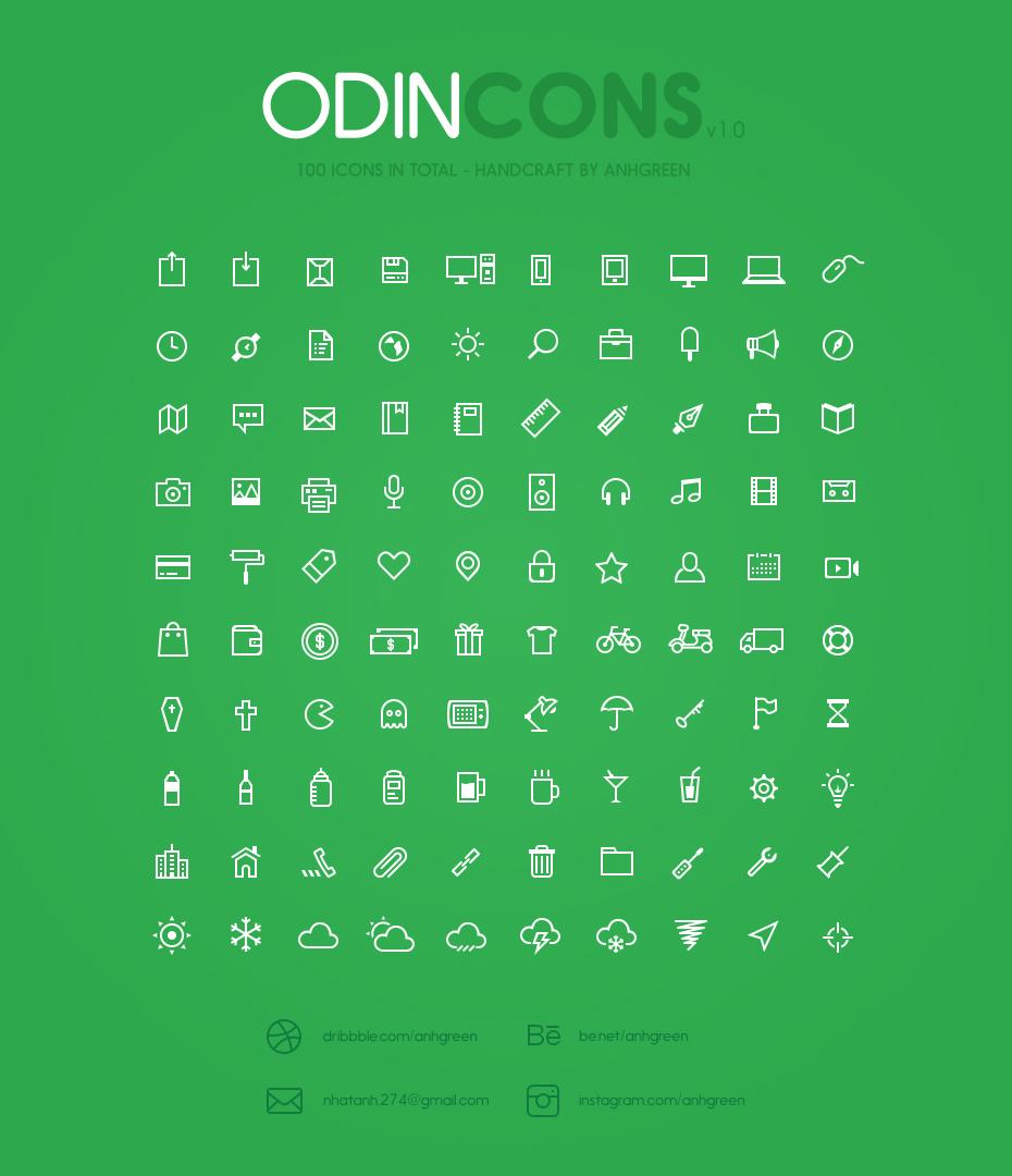 Odincons