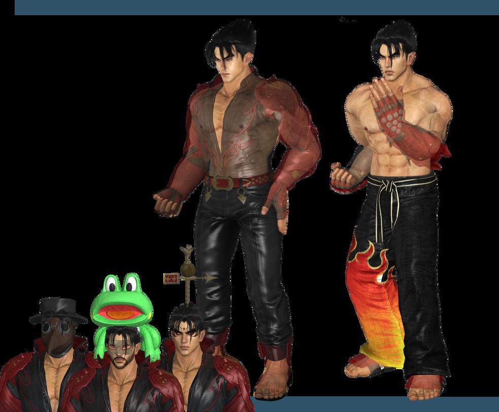 Tekken 7 Kazama Jin By Shreis On Deviantart