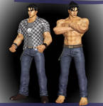 TEKKEN 7 Jin Bad Boy Costume